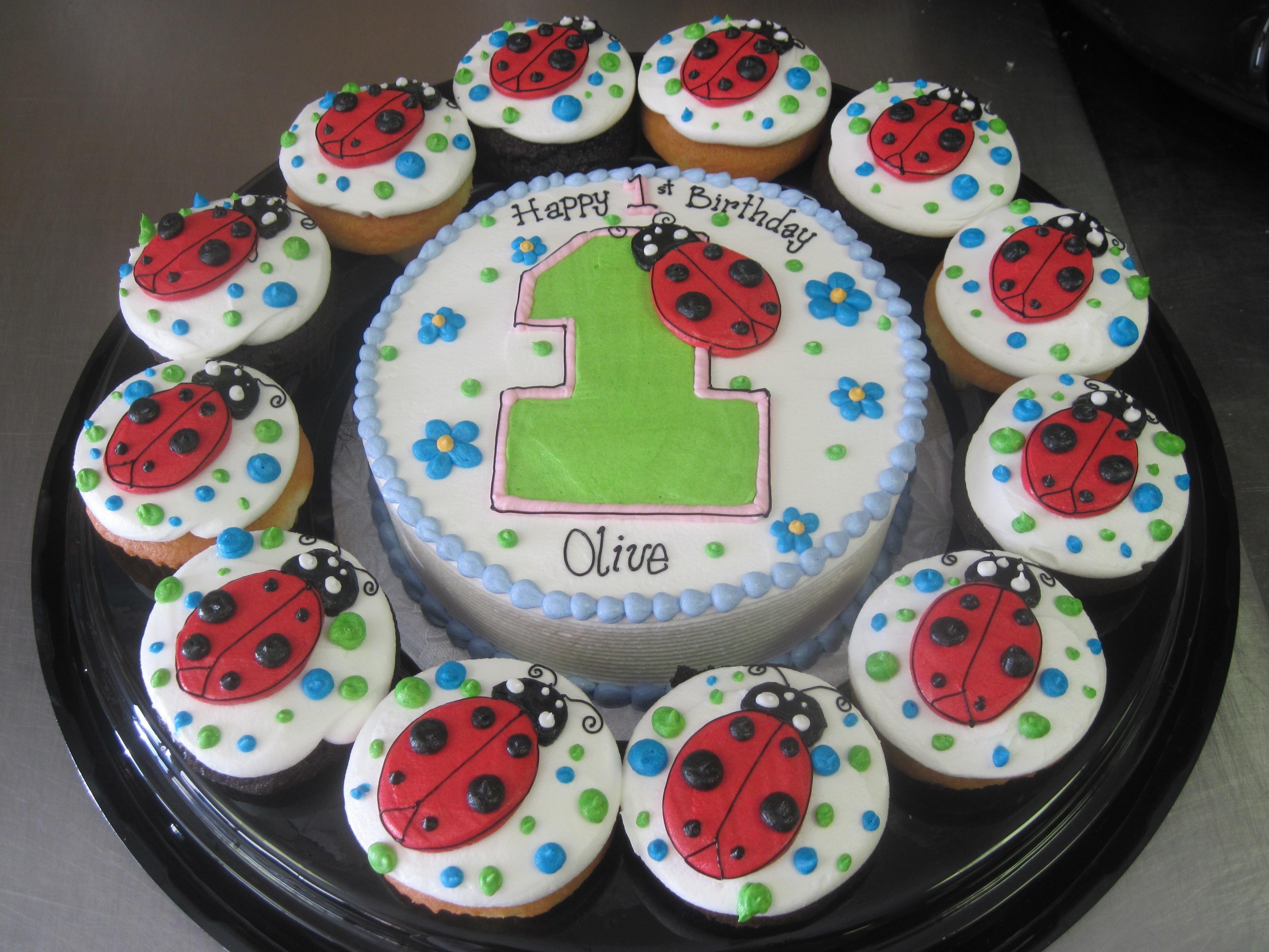 Cupcakes Cakeworks Blog - Bug cupcake decorating ideas