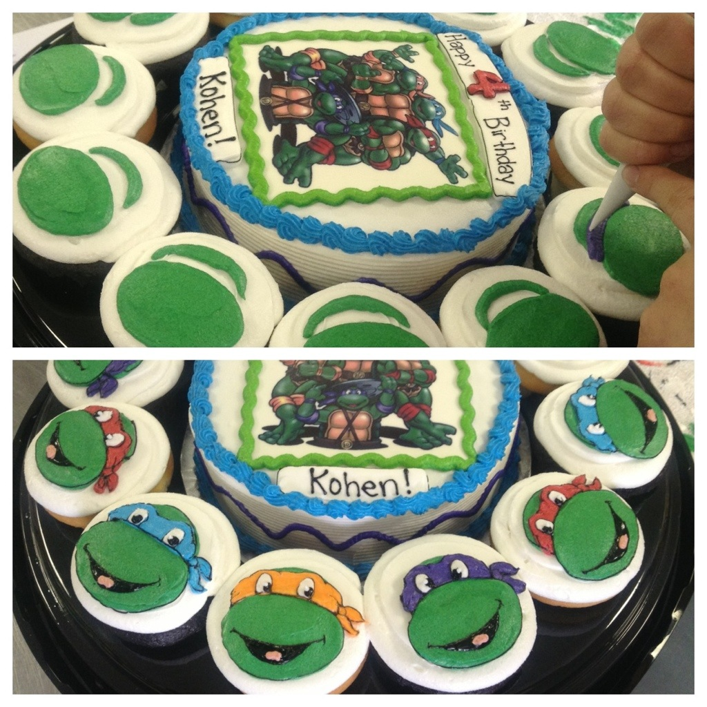 Ninja Turtles Cakeworks Blog