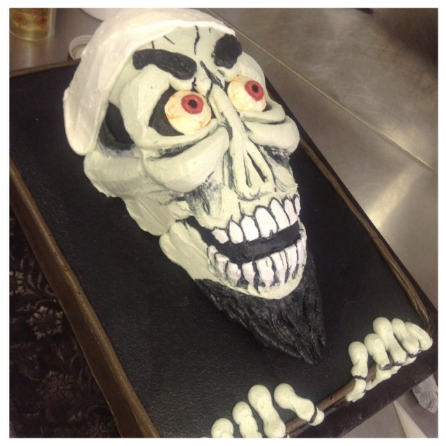 Achmed the dead terrorist cake cakeworks 39 blog for Achmed the dead terrorist halloween decoration